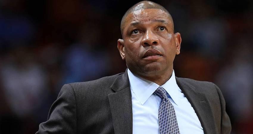 LA Clippers förlänger med Doc Rivers