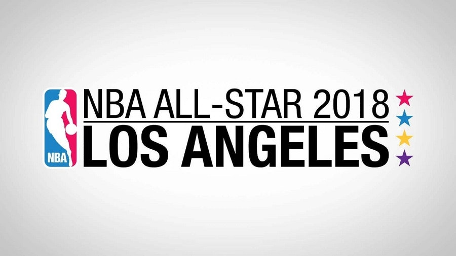 NBA All-Stars lagen är nu färdiga