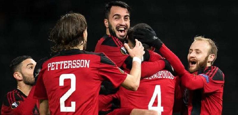 Arsenal kommer inte att vila några spelare mot Östersund